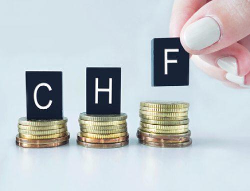 Escenario del franco suizo y posibles ideas operativas en Eur/Chf