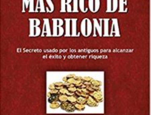 Libro:  El hombre más rico de Babilonia