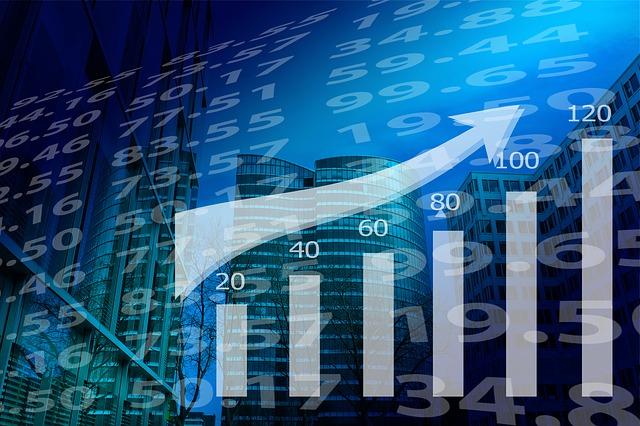 Immagine di un mercato in crescita